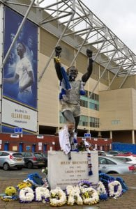 Elland Road Leeds United Billy Bremner fodboldkultur
