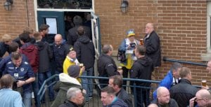 Leeds United supportere Elland Road fodboldkultur